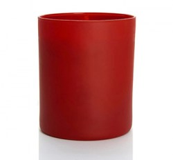 30cl-large-glass-tumbler-mat-red
