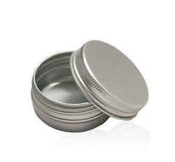Aluminium Lip Balm tins 15ml7